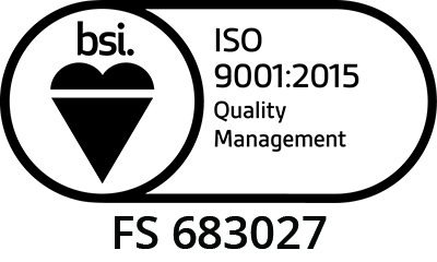 Barlow Construction and Renovation Ltd has been certified by BSI to [ISO 1234 and ISO 1234] under certificate number(s) FS 683027