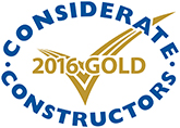 Considerate constructor gold
